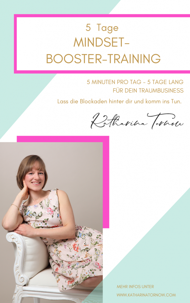 Mindset Booster Training - Freebie