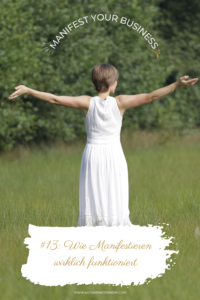 Wie manifestieren wirklich funktioniert + Anleitung +Tipps